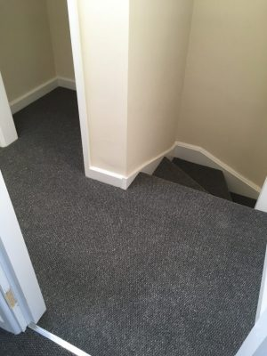 New Build in Langley Mill - Carpeting - Regatta - Steel